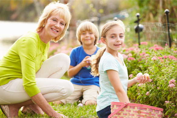 How Easter Egg Hunts Can be Beneficial for Physical Therapy Patients