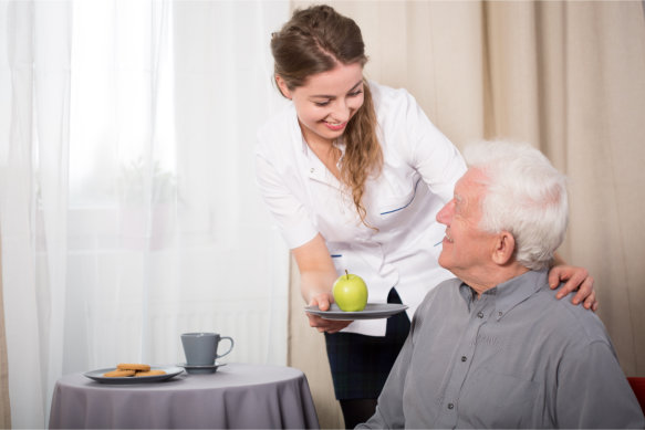 The Importance of Health Care Services for Seniors Aging at Home
