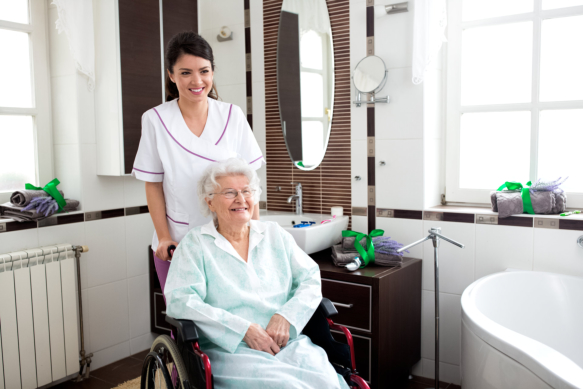 Daily Companionship with a Home Health Care Provider