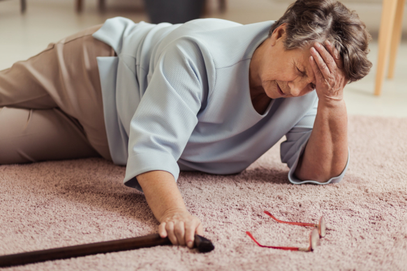 Senior Care: Stats, Risks, and Tips for Fall Prevention