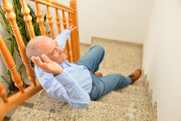 Top 4 Reasons Why Seniors Can Be at Risk of Falls