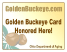 Golden Buckeye Card Honored Here