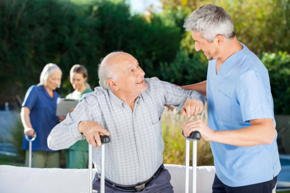 Elderly Fall Prevention: What Family Members Can Do