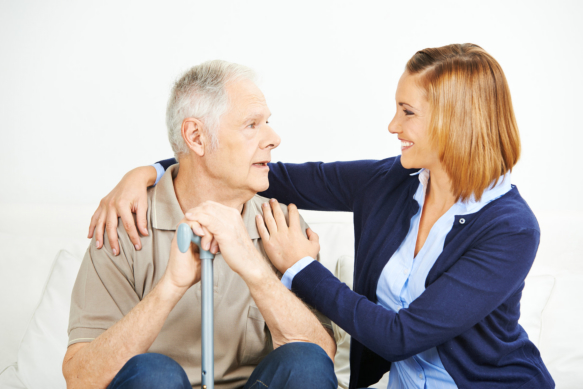 Convincing Loved Ones to Accept Home Health Services